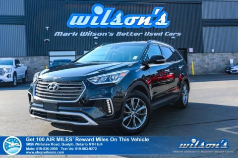 Certified Pre-Owned 2019 Hyundai Santa Fe XL Preferred AWD – Rear Camera, Bluetooth, Heated Seats, Adaptive Cruise Control, Emergency Braking