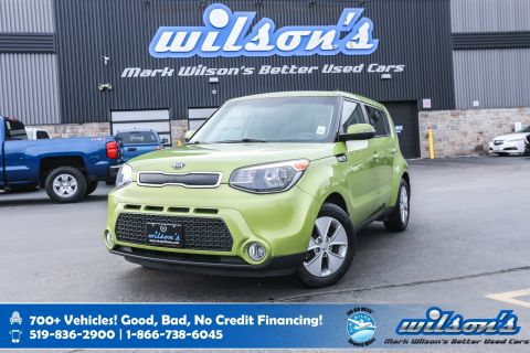 Certified Pre-Owned 2015 Kia Soul LX+ Bluetooth, Heated Seats, New Tires, Cruise Control, Power Package and more!