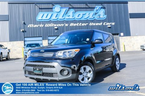 Certified Pre-Owned 2017 Kia Soul LX | BLUETOOTH | POWER GROUP | KEYLESS ENTRY | NEW TIRES