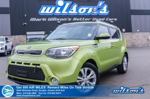 Certified Pre-Owned 2015 Kia Soul EX Hatchback - Heated Seats, Bluetooth, Cruise, Alloy Wheels and more!