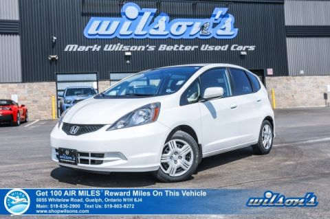 Certified Pre-Owned 2014 Honda Fit LX Hatchback - NEW TIRES! Bluetooth, Cruise Control, A/C, Power Group, Keyless Entry and more!