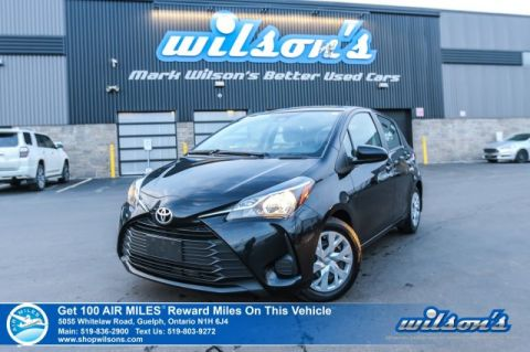 Certified Pre-Owned 2018 Toyota Yaris LE HATCHBACK | HEATED SEATS | REAR CAMERA | PRE-COLLISION WARNING | LANE DEPARTURE ALERT | BLUETOOTH